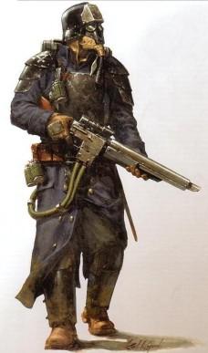 Soldados Steampunk Elite_Krieg_Grenadier