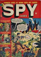 Spy Cases Vol 1 6