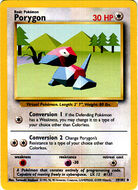 Porygon (Base Set TCG)
