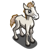 White Mustang Foal-icon