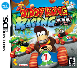 Diddy Kong Racing DS (NA)