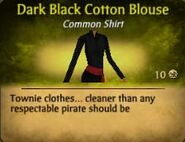 Darkblackcottonblouse