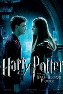 Harry and Ginny - HBP poster