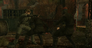 Snake vs Ocelot Unit