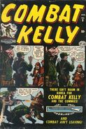 Combat Kelly Vol 1 9