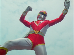 Red Hawk Gaoranger vs. Super Sentai