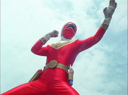 OhRed Gaoranger vs. Super Sentai
