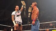 Cena & Punk as WWE Champion - Copy