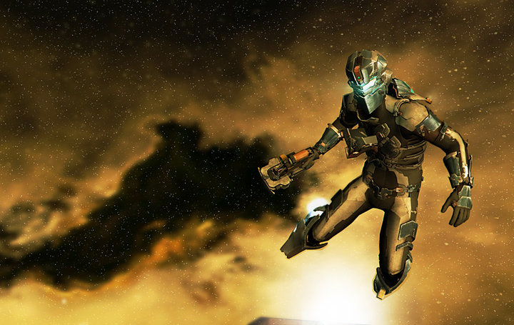 Isaac Clarke From Dead Space 2
