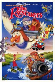 Pooh's Adventures of The Rescuers Poster