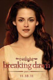 Bella Swan - Breaking Dawn