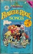 FraggleRockSongsAustralianVHSRelease