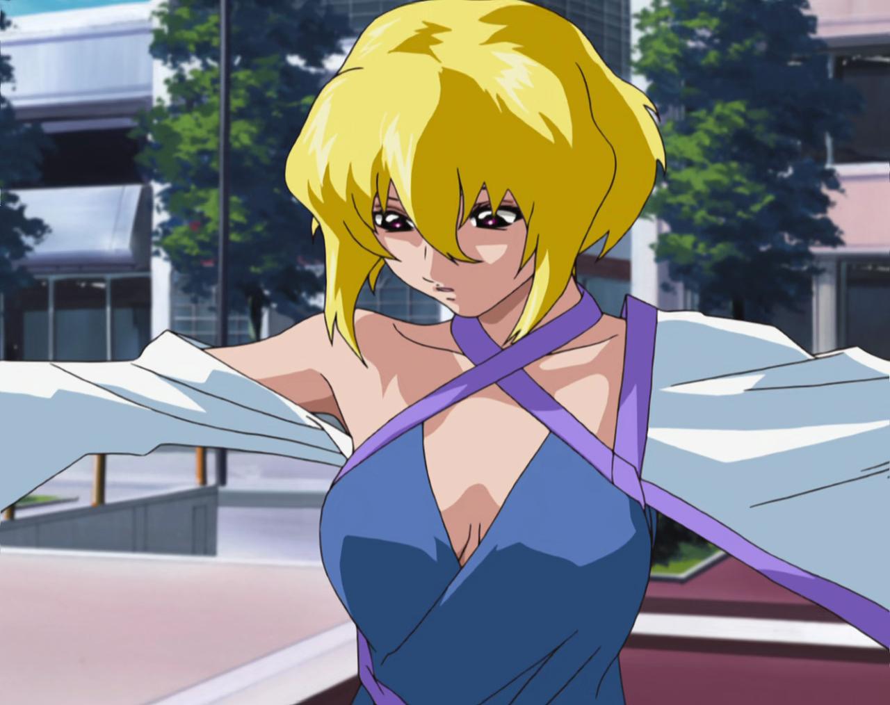 Stella Loussier | The Gundam Wiki | FANDOM powered by Wikia