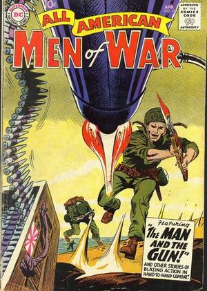 Cover for All-American Men of War #68