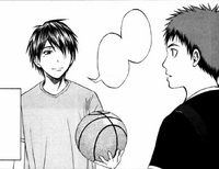 Kagami meets Himuro