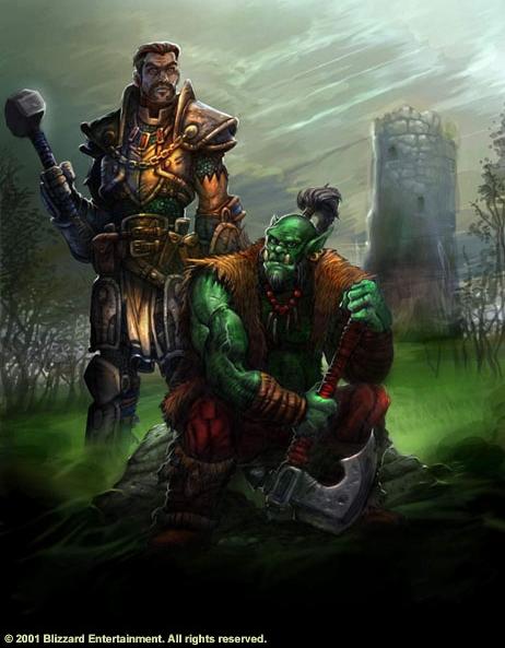 Warcraft Von Blut Und Ehre