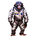 Item spacechimp 01