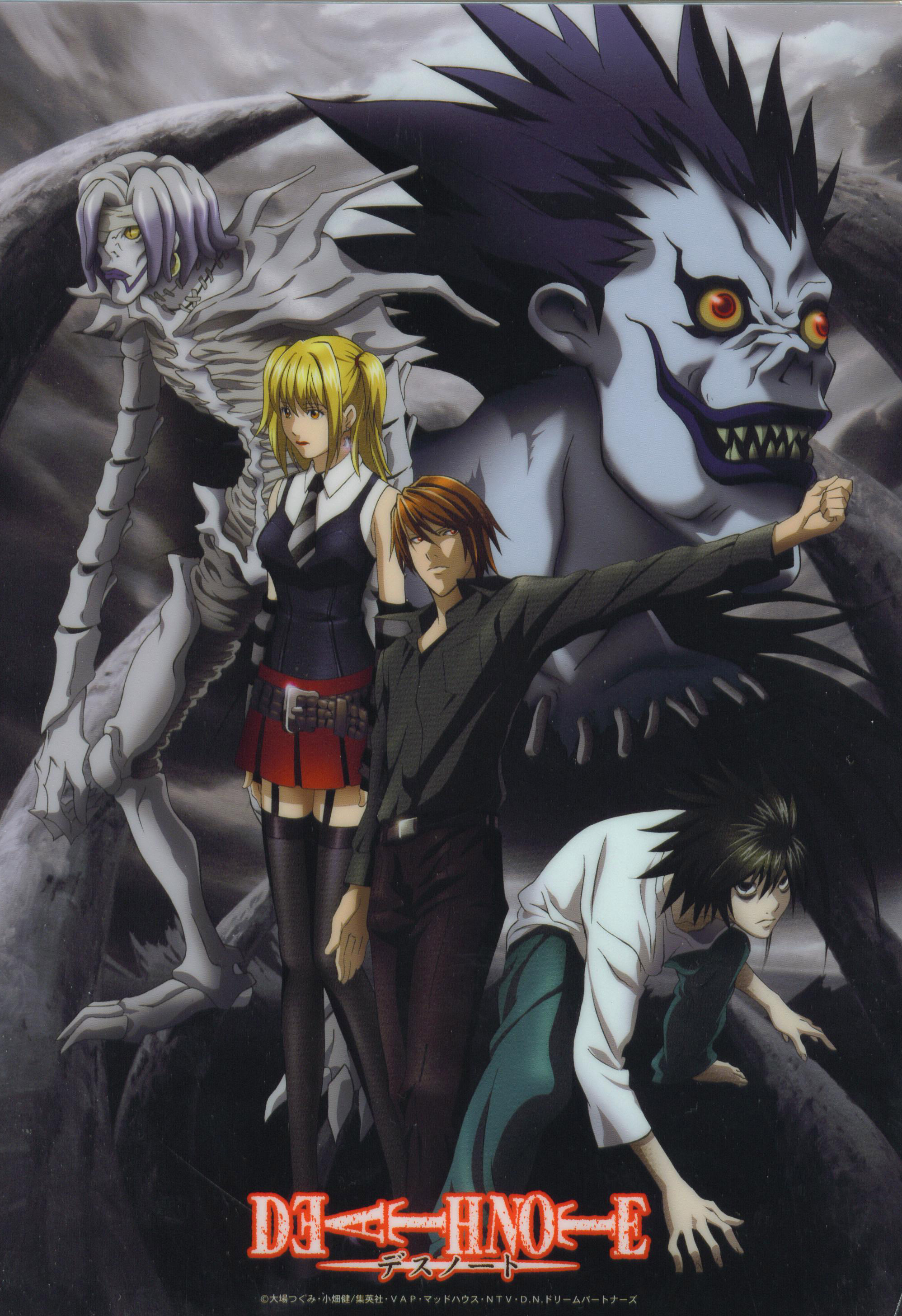 [Aporte] Death Note [PSP][37/37][MF]