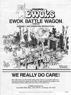 Battle wagon instruction manual