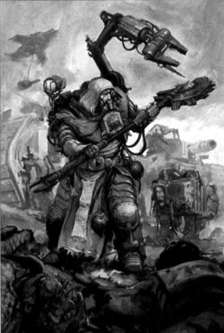 Techpriest Engineseer