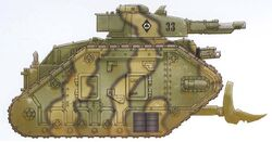 Mars Pattern Leman Russ Exterminator