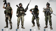 BF3 mp character profiles specact us