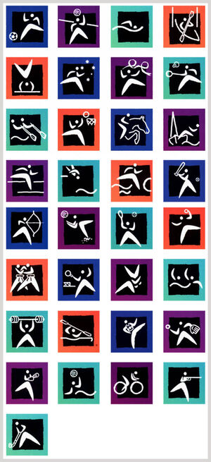 2000-Sydney-Pictograms