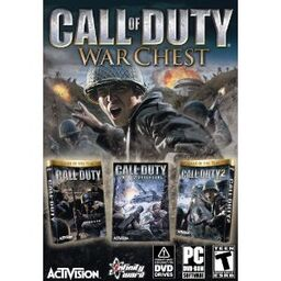 Call of Duty War Chest Box Art