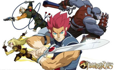 Tygra Thundercats Wiki on User Blog The Mighty Q Thundercats Issue 1   Thundercats Wiki