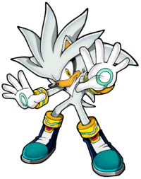 Silver The Hedgehog (1)