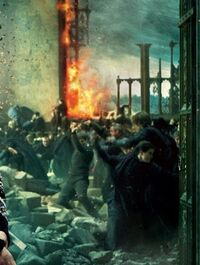 GreatHall BattleofHogwarts