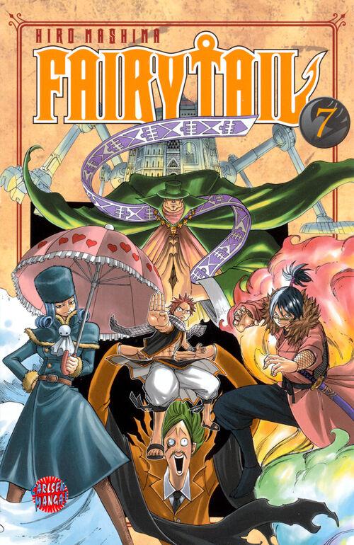 fairy tail deutsch folge 1