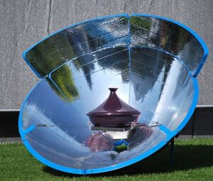 SolarCooker Eco3 design photo, 8-11