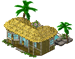 Polynesian Pool House-icon