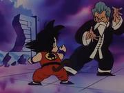 Goku Vs. Jackie Chun
