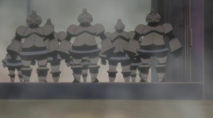 Mukade Puppet_Ninja_Force