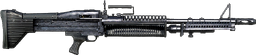 BFBC2 M60 ICON