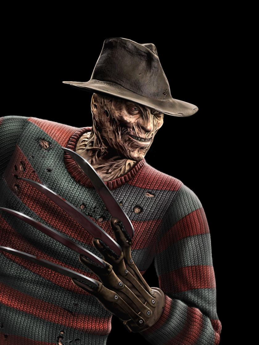 Freddy Krueger  Mortal Kombat  - Elm Street Wiki -  quot Every Town has an    Mortal Kombat Kratos Vs Freddy Krueger