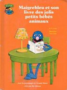 Maigrebleu et son livre des jolis petits bbs animaux