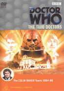 The Two Doctorsdvd