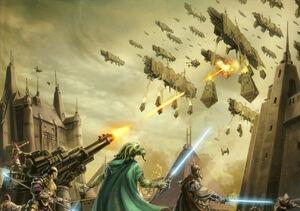 Нага Садоу 300px-Battle_of_Coruscant_%28Great_Hyperspace_War%29