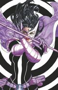 Huntress Vol 3-2 Cover-1 Teaser