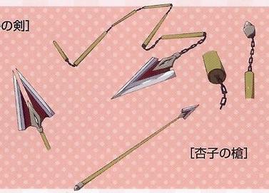 Registro de Armas - Página 5 Kyoko_Weapon