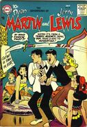 Adventures of Dean Martin and Jerry Lewis Vol 1 38