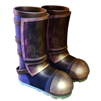 Huge item groundingboots 01