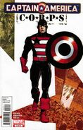 Captain America Corps Vol 1 3