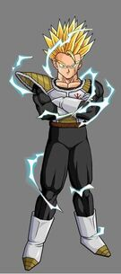 Super saiyan 2 by siegfried005-2-