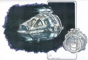 Inspection pod sketch