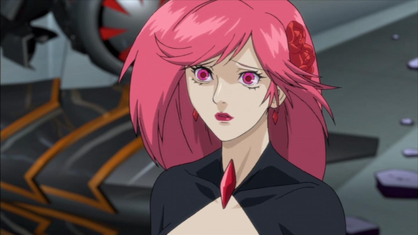 Watch Robotech The Shadow... Robotech Shadow Chronicles Characters