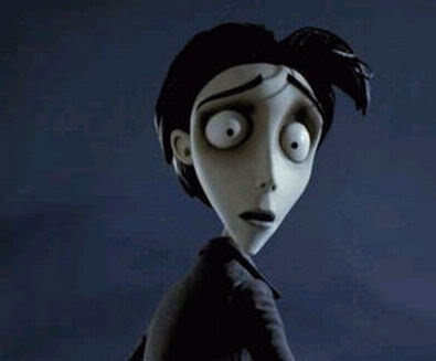 Corpse bride other woman victor